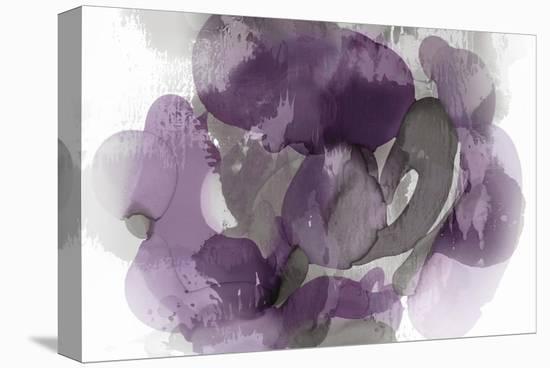 Amethyst Flow I-Kristina Jett-Stretched Canvas Print
