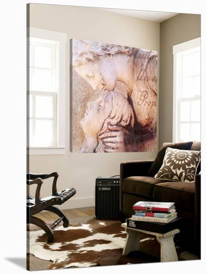 Angel Kiss-Gabriel Scott-Loft Art
