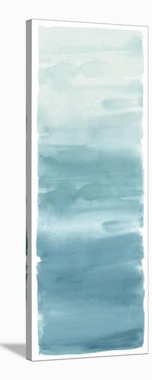 Aqua Blend-Allie Corbin-Stretched Canvas Print