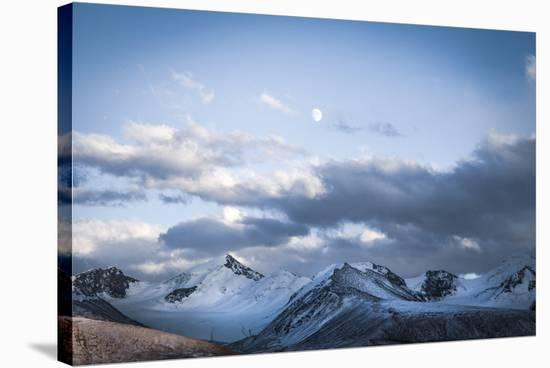 Arctic Air-Andrew Geiger-Stretched Canvas Print