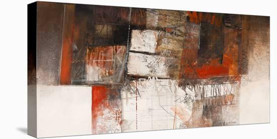 Attese-Giuliano Censini-Stretched Canvas Print