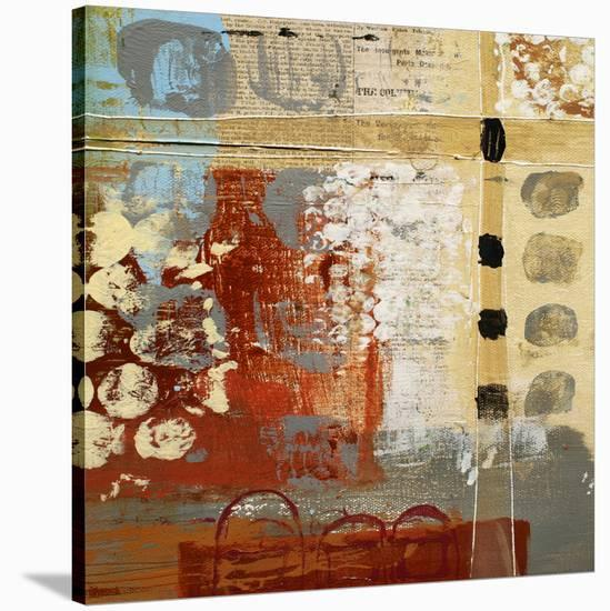 August II1-Irena Orlov-Stretched Canvas Print