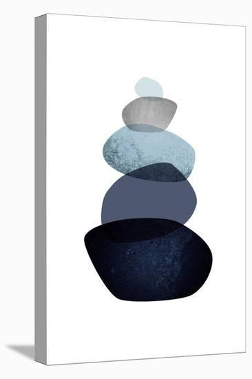Balance-Urban Epiphany-Stretched Canvas Print