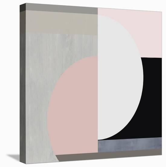 Balanced Blush II-Justin Thompson-Stretched Canvas Print