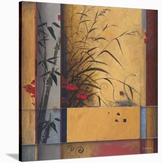 Bamboo Division-Don Li-Leger-Stretched Canvas Print