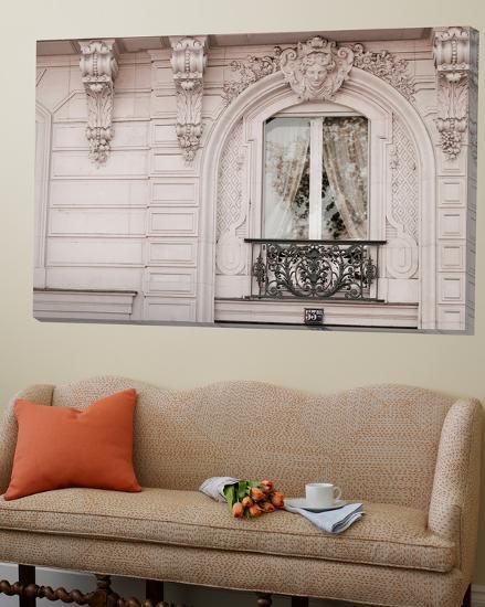 Baroque Window-Georgianna Lane-Loft Art