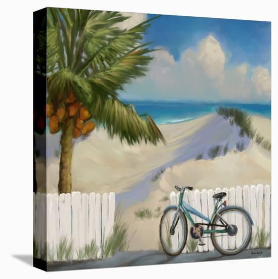 Beach Dunes 01-Rick Novak-Stretched Canvas Print