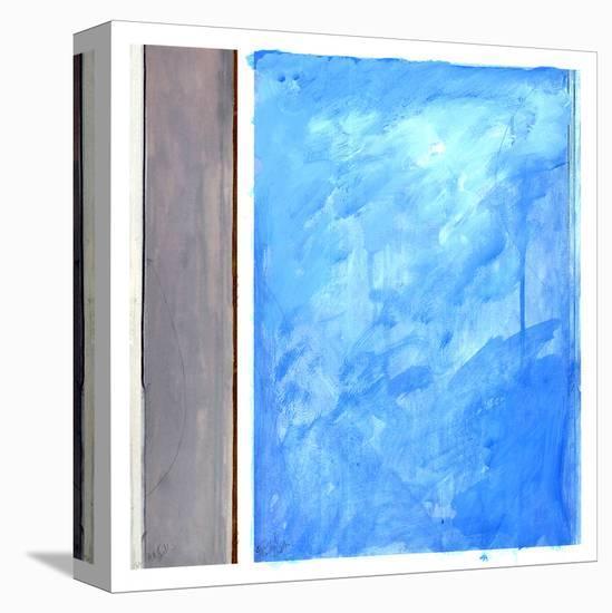 Beach III-Curt Bradshaw-Stretched Canvas Print