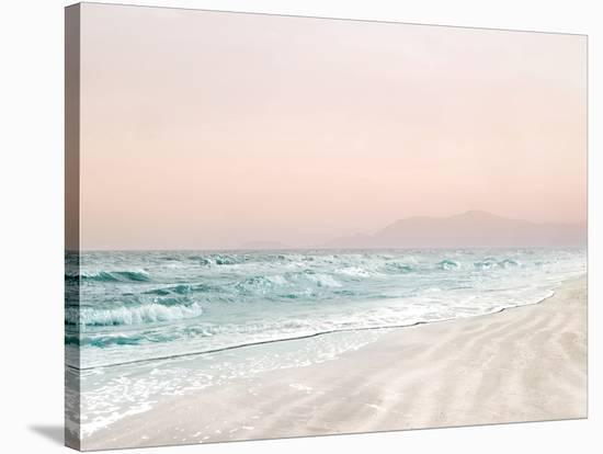 Beach Vibes VI--Stretched Canvas Print