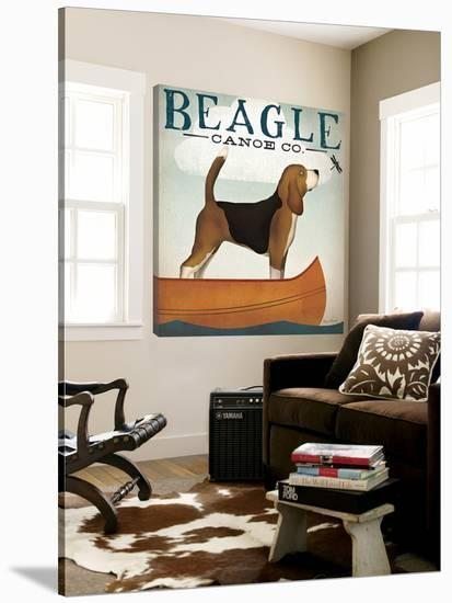 Beagle Canoe Co.-Ryan Fowler-Loft Art