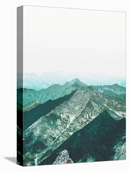 Bishop 16-Design Fabrikken-Stretched Canvas Print