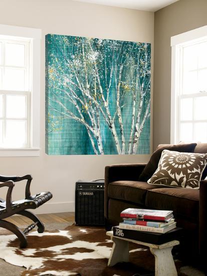 Blue Birch-Julia Purinton-Loft Art