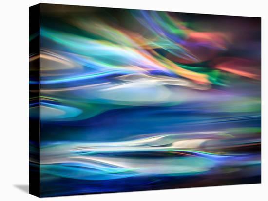 Blue Lagoon-Ursula Abresch-Stretched Canvas Print
