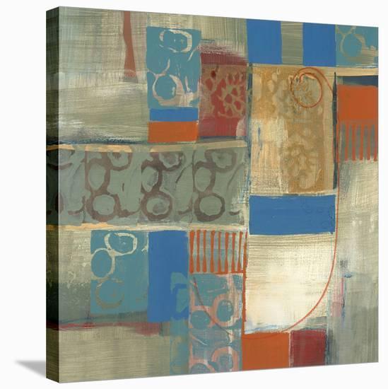 Blue Radiance II-Leslie Bernsen-Stretched Canvas Print