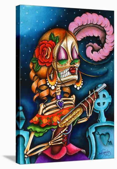 Bonita-Dave Sanchez-Stretched Canvas