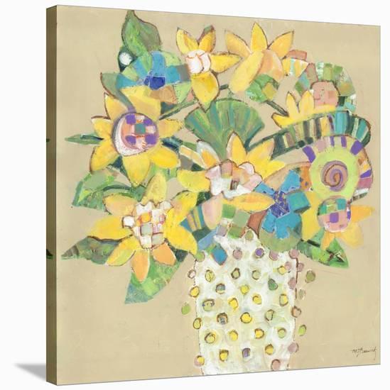 Botanical Spring-M^J^ Beswick-Stretched Canvas Print