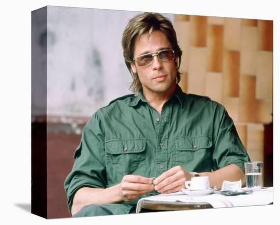 Brad Pitt Spy Game Photo Art Com