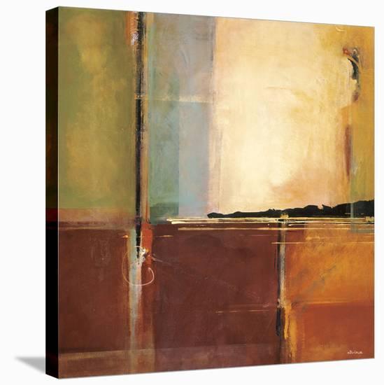 Breakers-Noah Li-Leger-Stretched Canvas Print