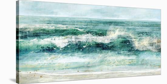 Breaking Waves-Paul Duncan-Stretched Canvas Print