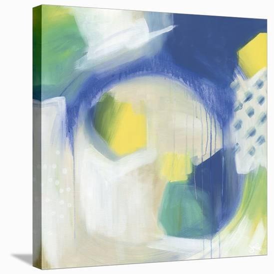 Breath Into Me-Julie Hawkins-Stretched Canvas Print