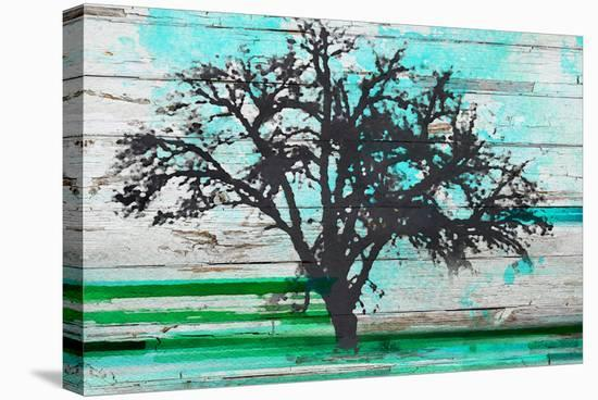 Breath Tree--Stretched Canvas Print