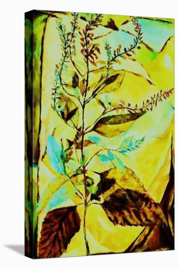 Breeze-Hyunah Kim-Stretched Canvas Print