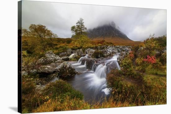 Buachaille Etive Mor-Roberto Marchegiani-Stretched Canvas Print