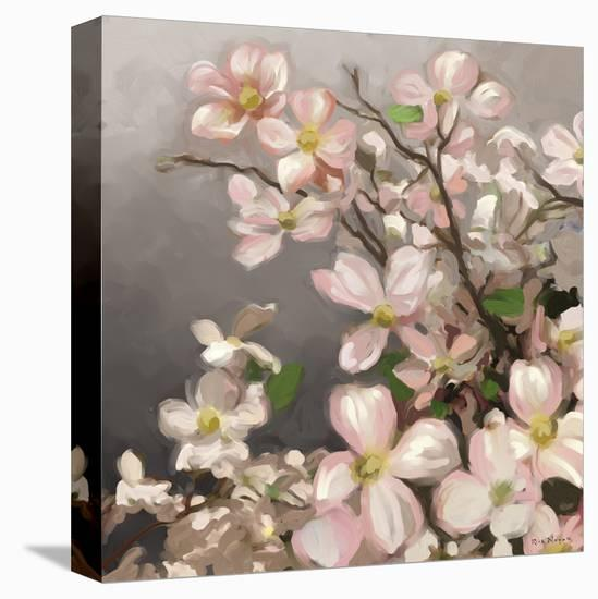 Bud White 01-Rick Novak-Stretched Canvas Print