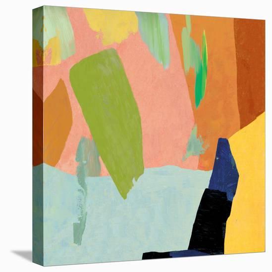 Buoyant I-PI Creative Art-Stretched Canvas Print