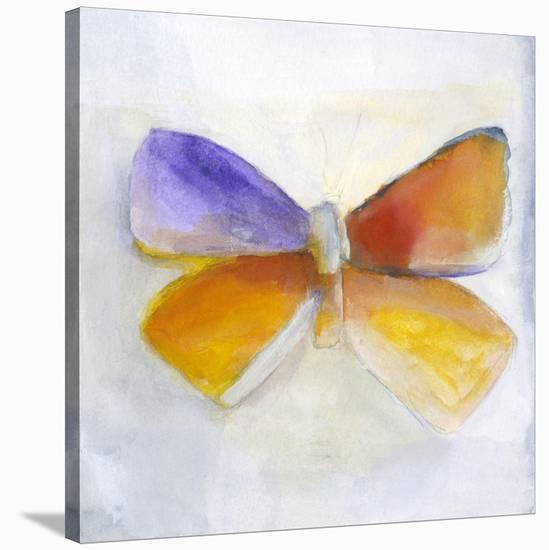 Butterfly IV-Michelle Oppenheimer-Stretched Canvas Print