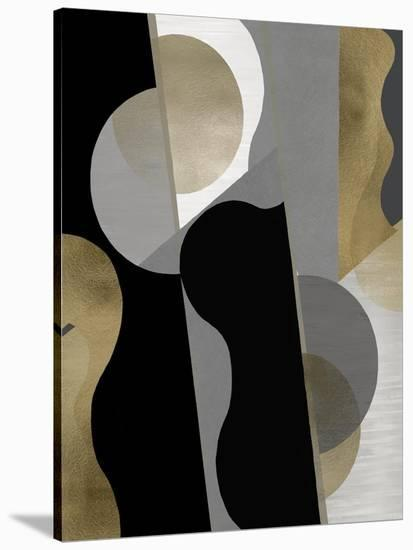 Cadence IV-Justin Thompson-Stretched Canvas Print