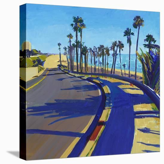 California Dreaming 3-Mercedes Marin-Stretched Canvas Print