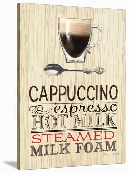 Cappuccino Expresso-Marco Fabiano-Stretched Canvas Print