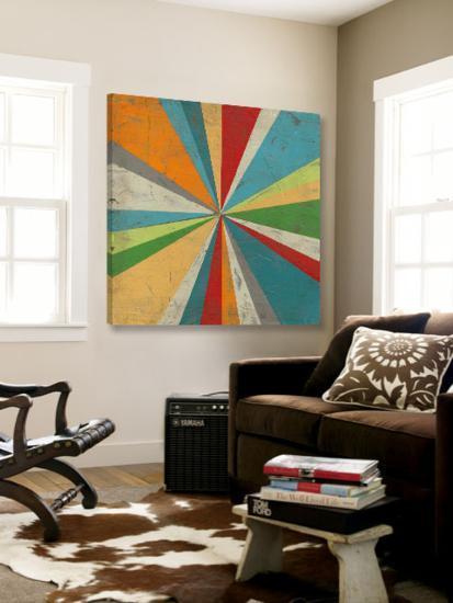 Carnival Lights I-June Erica Vess-Loft Art