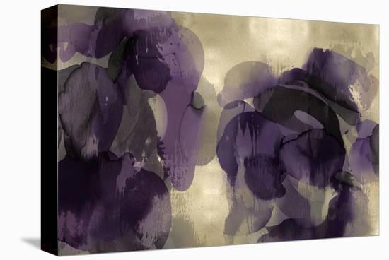 Cascade Amethyst-Kristina Jett-Stretched Canvas Print