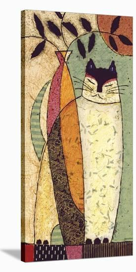 Cat I-Penny Feder-Stretched Canvas Print