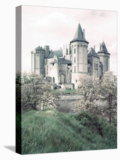 Chateaux of Loire Valley, France-Nat Farbman-Stretched Canvas Print