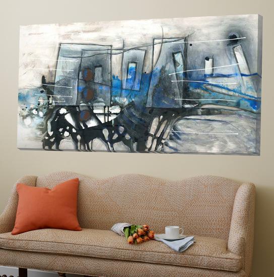 Chutes-Sylvie Cloutier-Loft Art