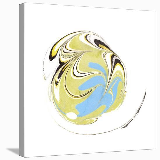 Citrine Momentum I-Alicia Ludwig-Stretched Canvas Print