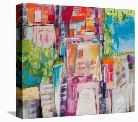 City Parks 2--Stretched Canvas Print