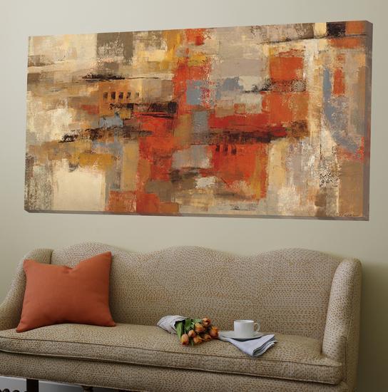 City Wall-Silvia Vassileva-Loft Art