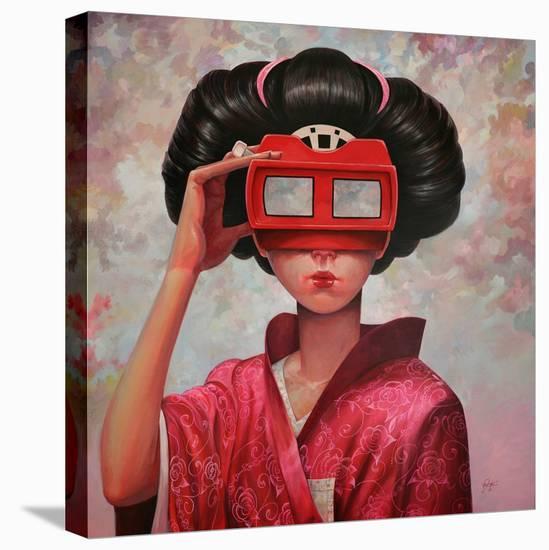 Clarity II-Aaron Jasinski-Stretched Canvas Print