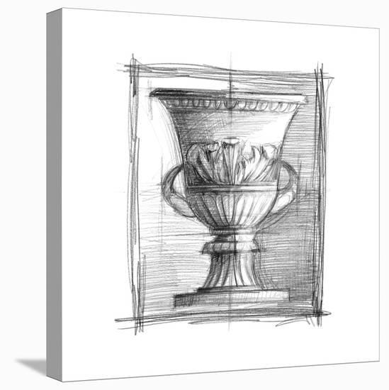 Classical Elements II-Ethan Harper-Stretched Canvas Print