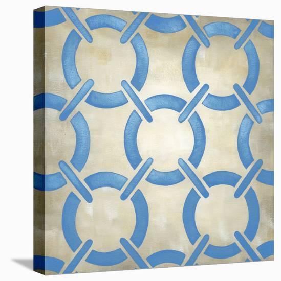 Classical Symmetry I-Chariklia Zarris-Stretched Canvas Print