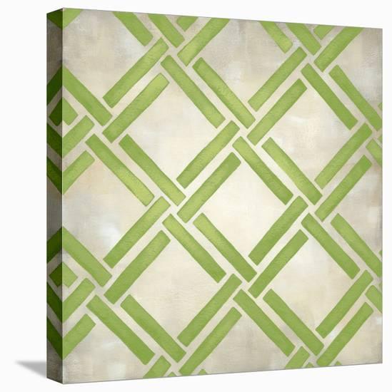 Classical Symmetry XIII-Chariklia Zarris-Stretched Canvas Print