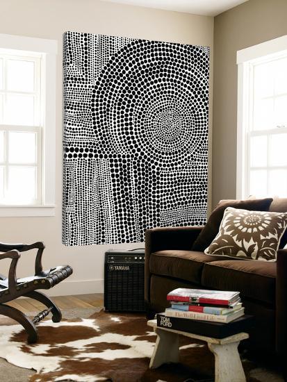 Clustered Dots B-Natasha Marie-Loft Art