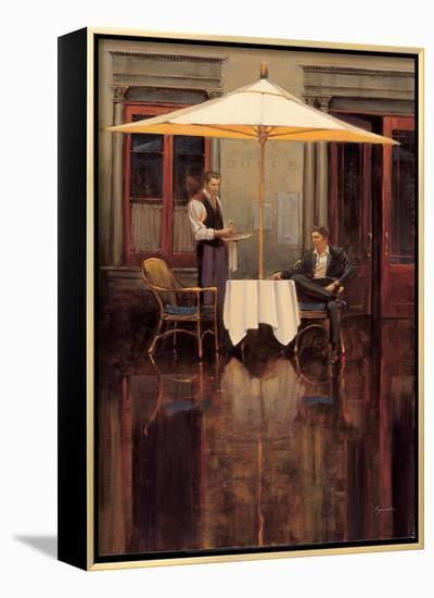 Cocktail Vignette-Brent Lynch-Framed Canvas Print