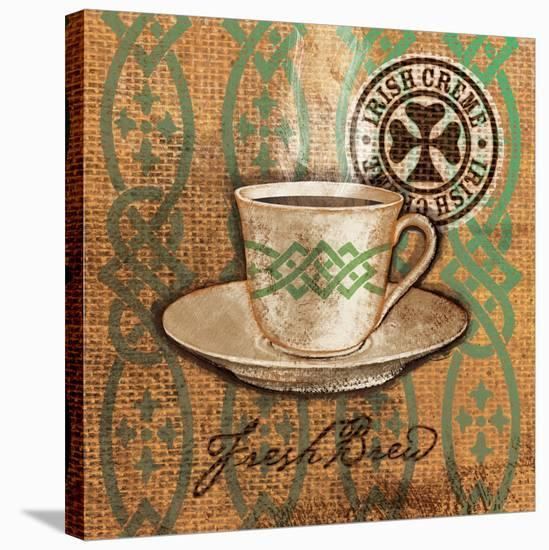 Coffee Cup III-Alan Hopfensperger-Stretched Canvas Print