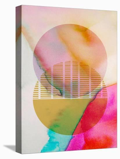 Color Sphere I-Hope Bainbridge-Stretched Canvas Print