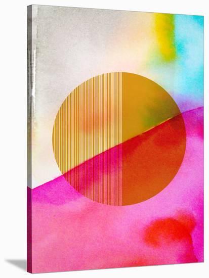 Color Sphere II-Hope Bainbridge-Stretched Canvas Print
